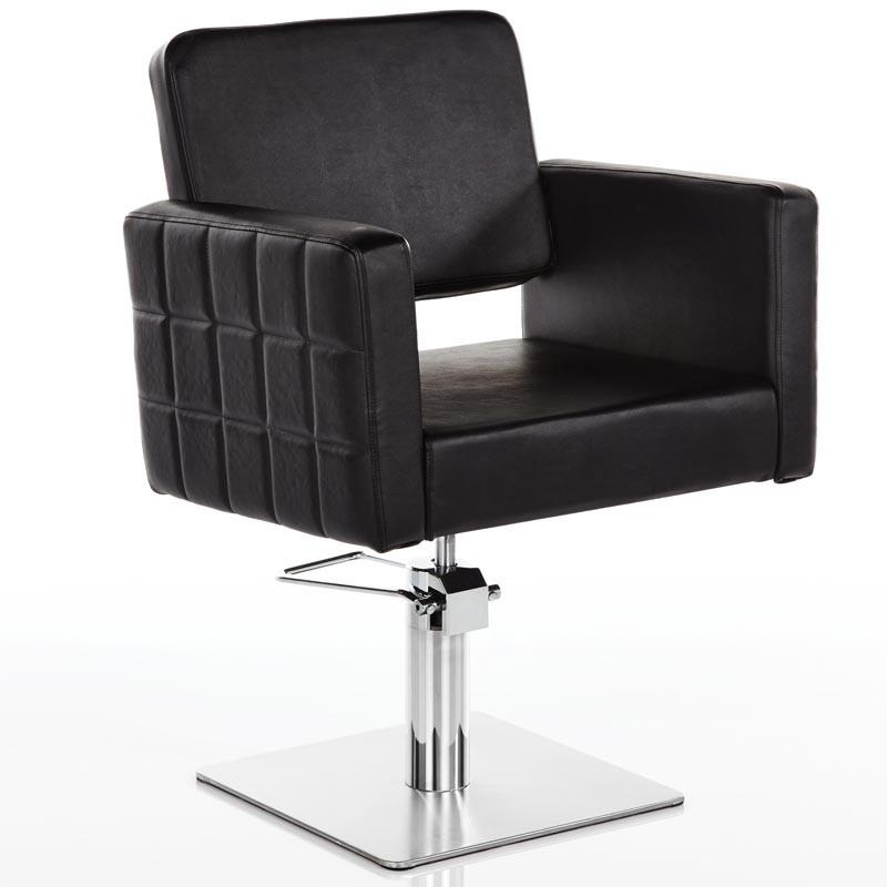 frizerska_oprema_hidraulićna_stolica_standard_u_crnoj_boji